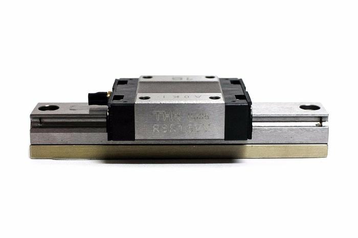 "Used THK 0J05 Linear Track & RSR15VM Glide A0KI 16,  3½"" Linear Track  (4144)"