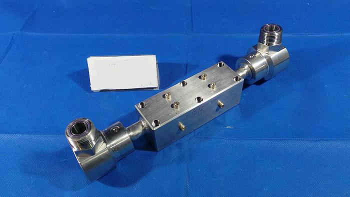 Used Applied Materials 0040-23319 Module, Valve, 0040-23319 / Rev 004 / from 300mm Chamber Lid Top / A