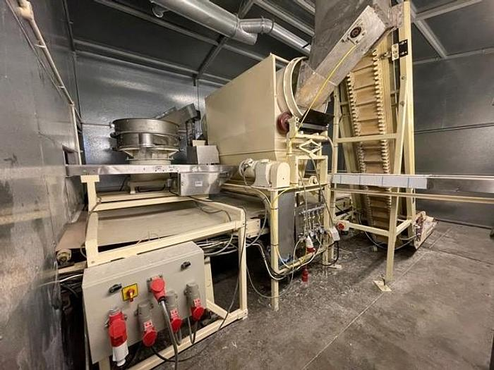 Used MARSHMALLOW EXTRUSION LINE