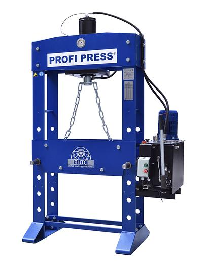 RHTC  30 ton M/H-2 Workshop Press