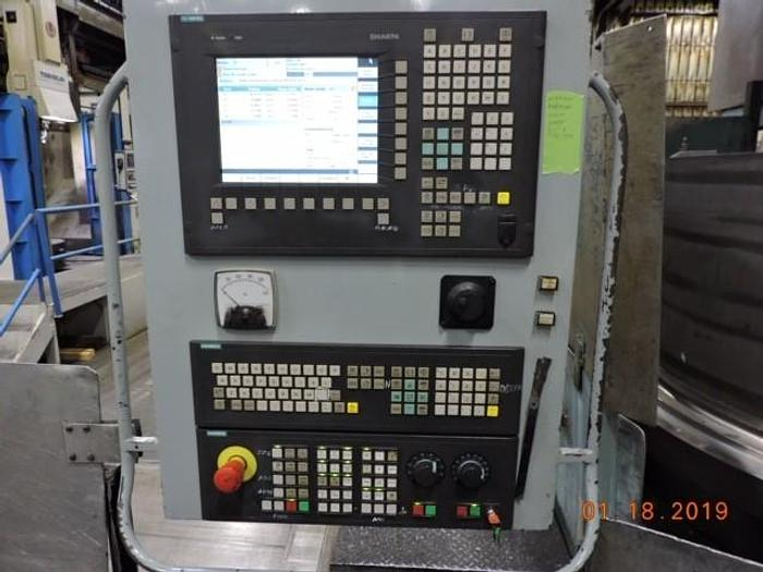 TORNIO VERTICALE PENSOTTI NDM 160 CNC