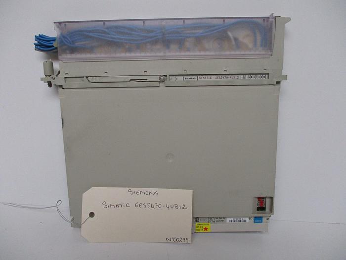Used Siemens SIMATIC 6ES5470-