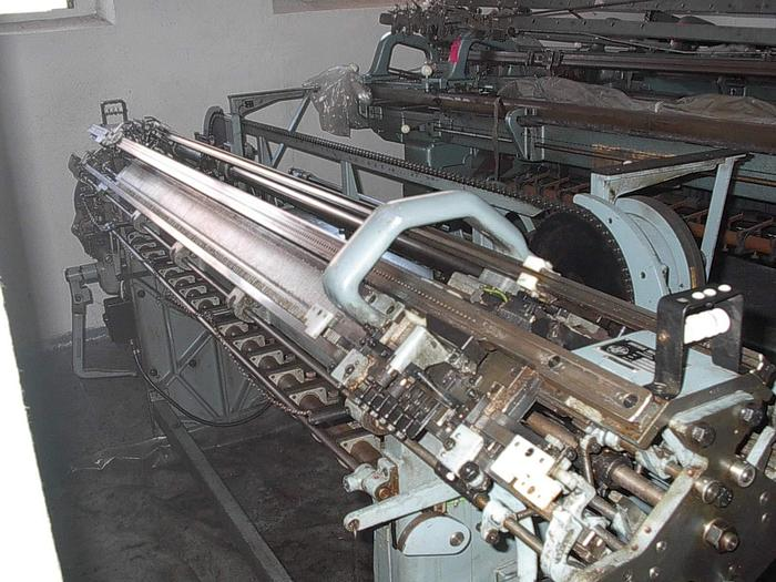 Gebraucht Flachstrickmaschine UNIVERSAL  MC1 E05/165