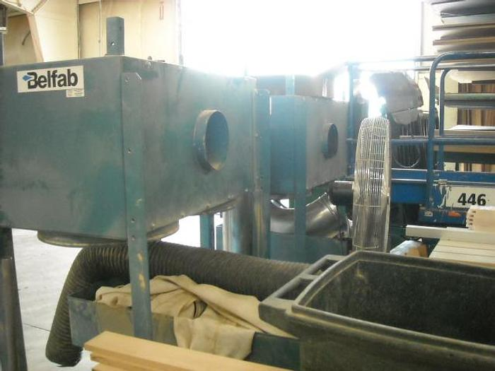 Belfab Dust Collector JNBM--OP (2 available)