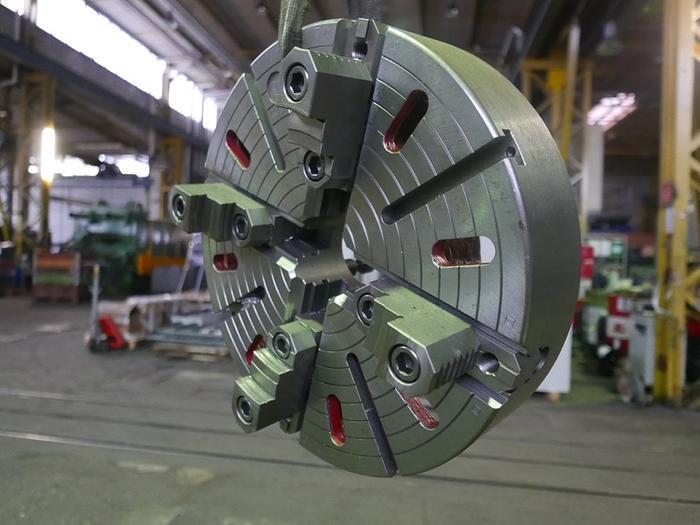 Gebraucht Vierbackenfutter Durchmesser 500 mm