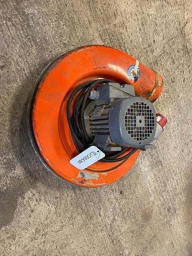 Used VEM Germany Dust fan