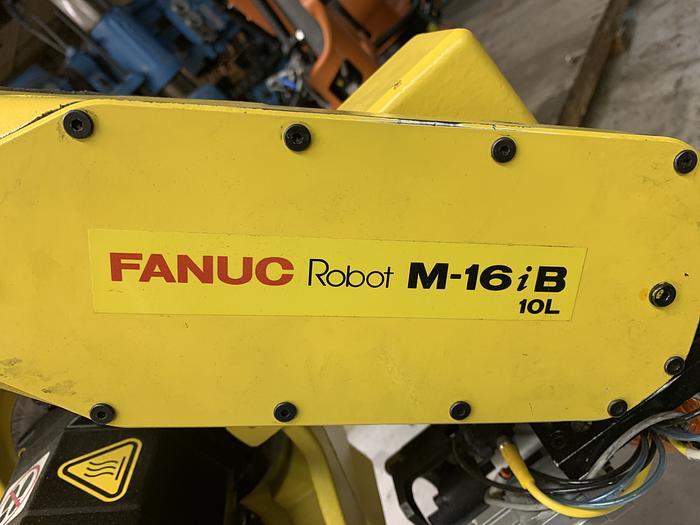 FANUC M16iB/10L WITH RJ3iC (R30iA) CONTROLLER