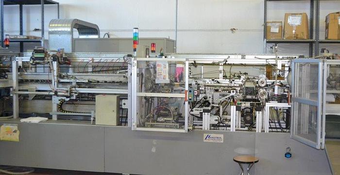 Used FRINGING MACHINE 2000 MAGETRON MITHO 2000 T