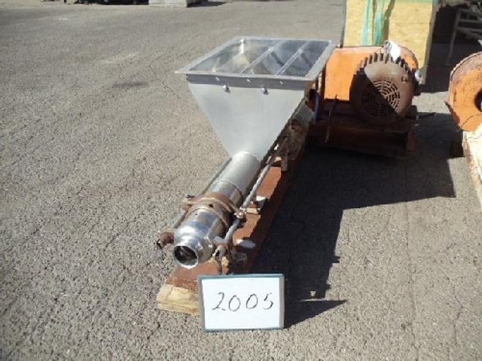 Langsenkamp Chopper Pump