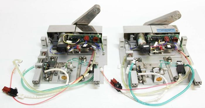 Used Silicon Valley Group 99-38154-01 Z Motion Transfer Robot 9002 LOT OF 2 (4409)