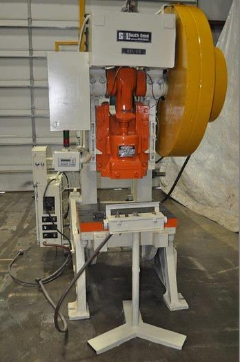 Used 80 TON SOUTHBEND JOHNSON OBI PRESS