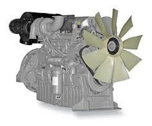 0.4 MW (400 KW) 2018 New Perkins 2506C-E15TAG2 Diesel Generator Sets
