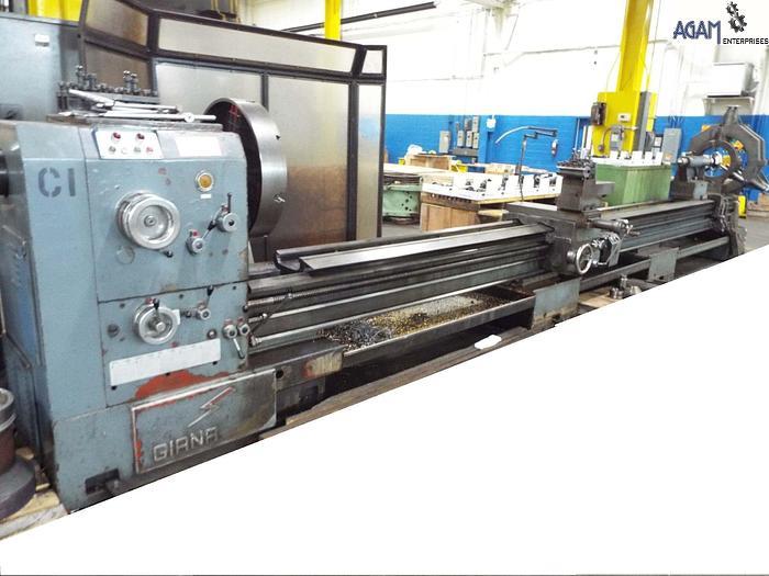 Used Giana 7000 mm Lathe Machine