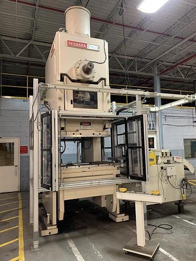 275 ton Niagara Gap Frame Mechanical Press
