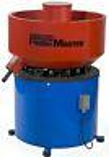 Bel Air Finish Master 1.3 CFt Vibratory Finishing Machine FM-4000 Polish Deburr