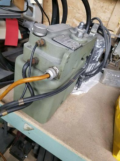 Used Bijur SprayMist Coolant Unit for milling machine Drill or Grinder