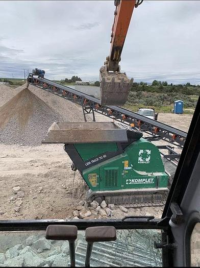 Used Used Komplet Jaw Crusher
