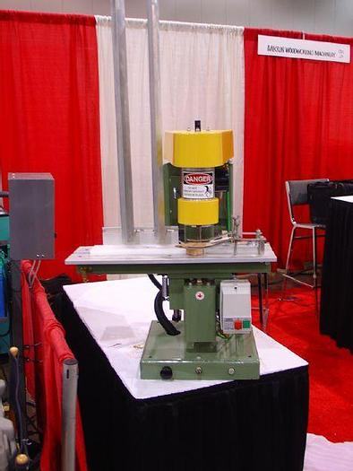 Used Mikron R200 Automatic Rosette Maker