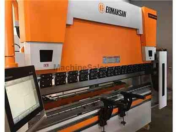 2017 149 Ton Ermak Power Bend Pro CNC Press Brake