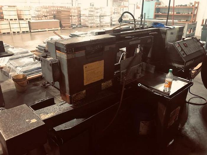 2008 HEM  H-105A-4 Automatic Horizontal Band Saw