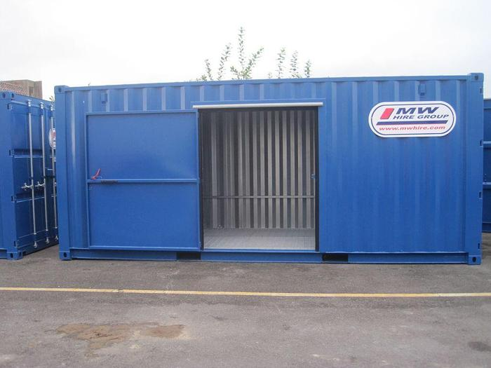COSHH – Chemical Container – 20ft