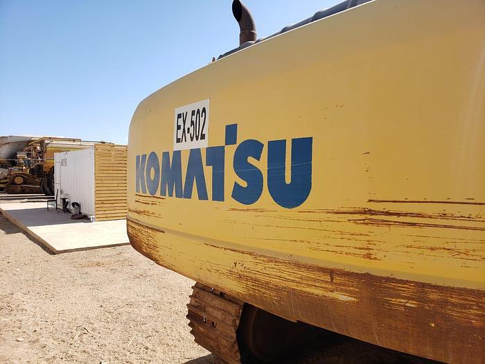 2010 KOMATSU PC300LC-8