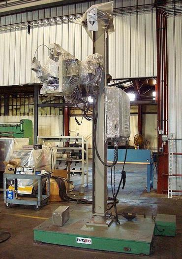 Used Hobart/Pandjiris Vertical Welding Manipulator System