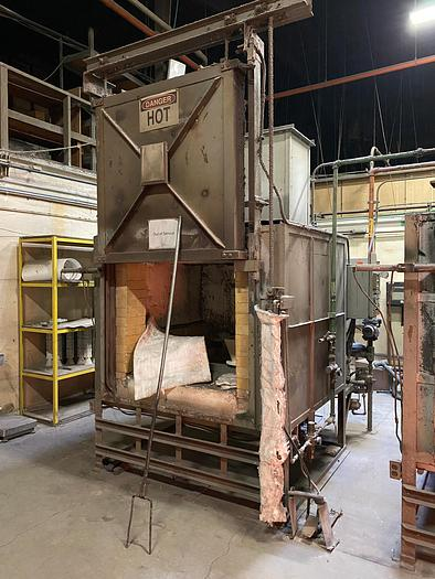 Used 2000 GEIL WAX BURN OUT OVEN (On Hold)