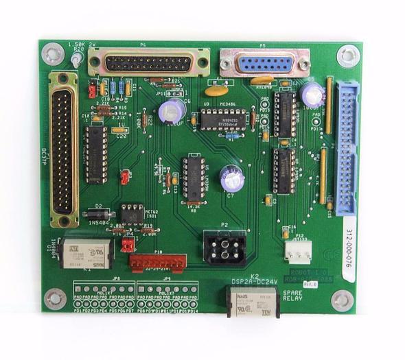 Used Digital Instruments Robot I/O ROB-RIO-6088 Rev.B Computer Board Interface (4175)