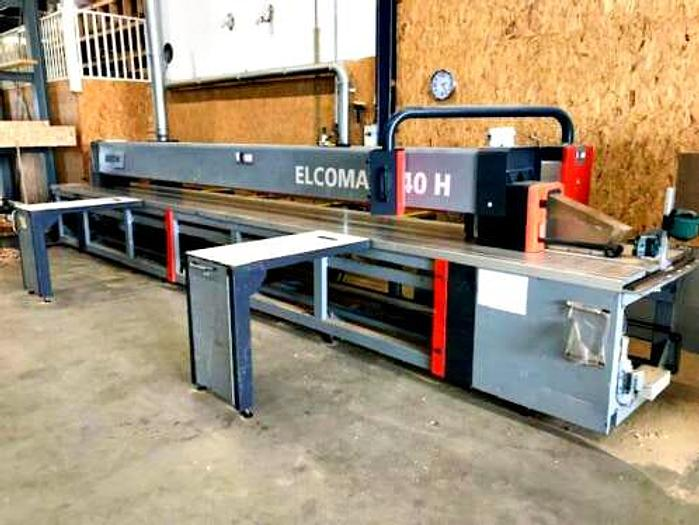 Used Elcomat 540H