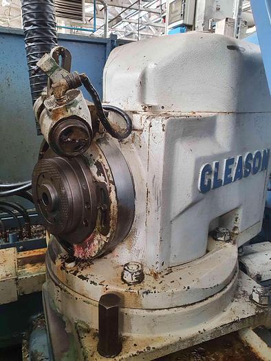 """DENTATRICE PER CONICI SPIROIDALI GLEASON 112"""" F"""