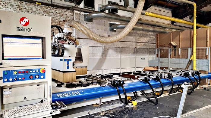 Used Masterwood  Project 416L- 2003