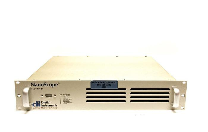 Used Digital Instruments Veeco NanoScope Stage Box Jr. from VX 330 AFP (4060)