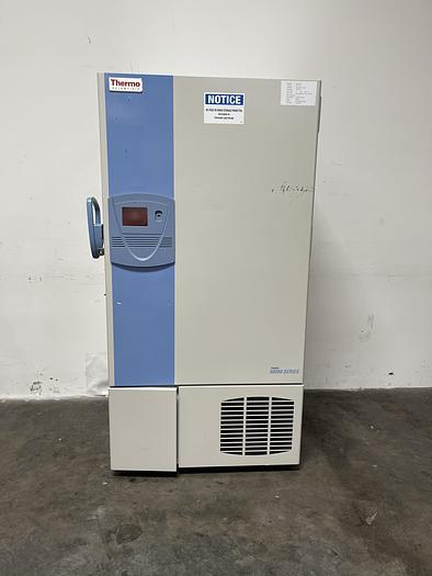 Used Thermo Fisher Scientific 88600D -86C Ultra-Low Freezer 28.8 Cu,Ft