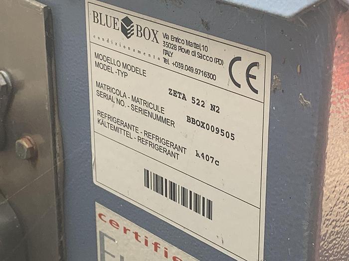 Blue Box Zeta 522 N2 Chiller