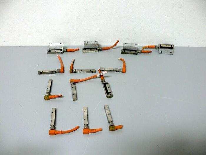 Used Lot of 13 - Various STM Reflection Light Sensors