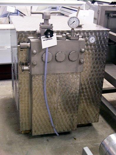 Używane Homogenizator CH-020