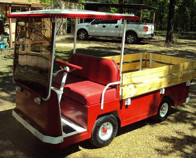 Used Taylor Dunn Cart