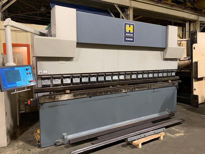 Used HACO 220 ton x 13' Hydraulic Press Brake