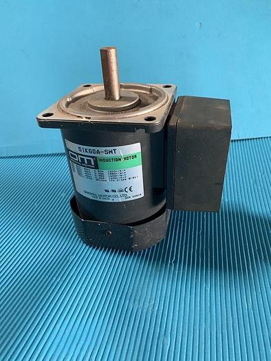 Used oriental motor induction motor 5IK60A-SWT