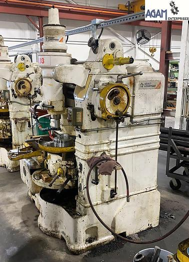 Used Fellows 6A Gear Shaping Machine #2