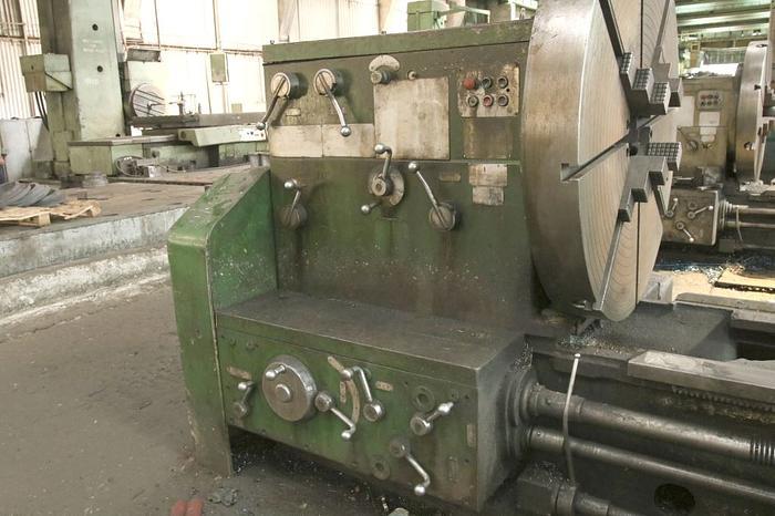 Engine lathe 1982 SARO SP1250X6000