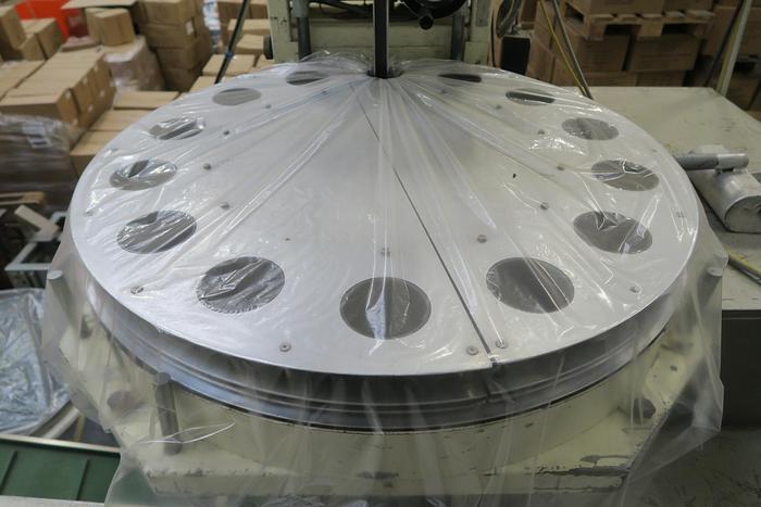 BAGGING LINE, vertical form fill seal