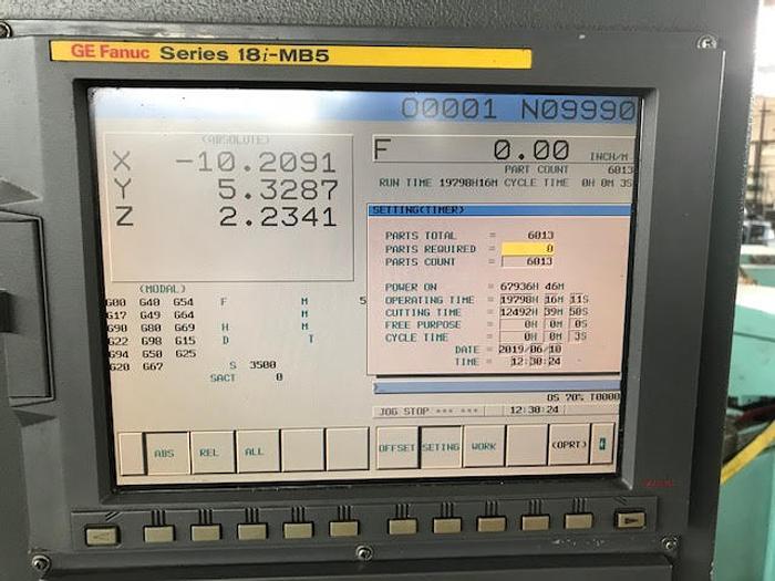 2006 MONARCH VMC 6032 2006