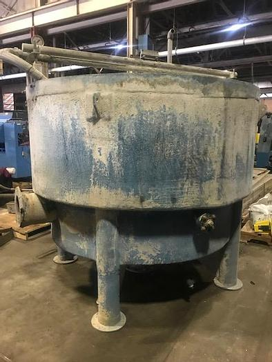 Used Albany Engineered Systems - AES - Kadant GRAVITY STRAINER CARBON FIBER BODY