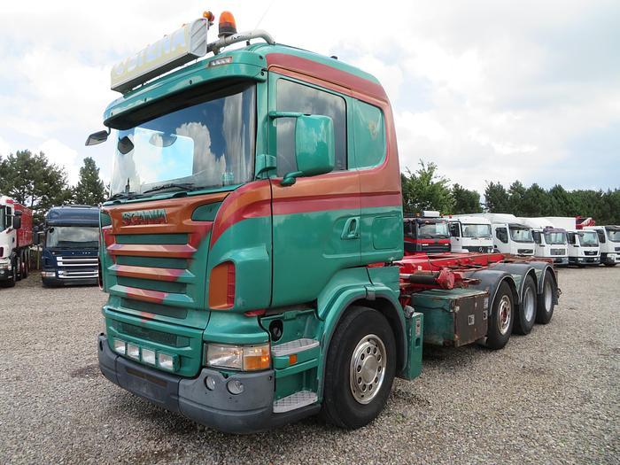 Used 2007 Scania R500 8x2/4 HNB R500