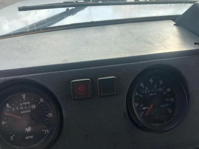 1994 MACK RD688S WATER TRUCK NON-ELECTRONIC