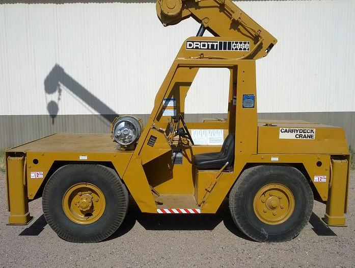 Used Drott Model 3330 Carrydeck Crane