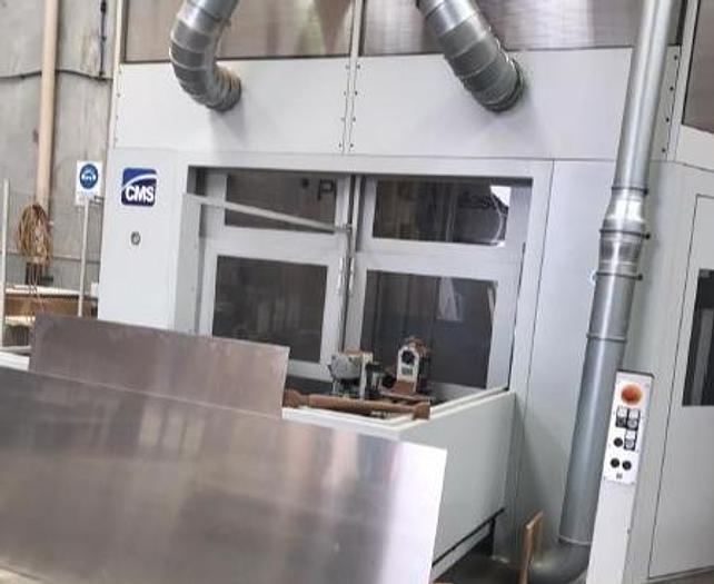 Usata 2016 Cms / Balestrini Power 200/150 CS33 6 Assi