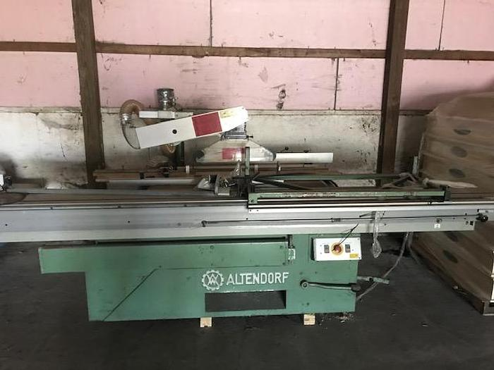 Altendorf F90 Sliding Panel Saw F-90